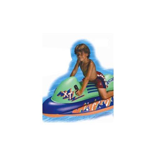 Ski Mobile Pool Toy