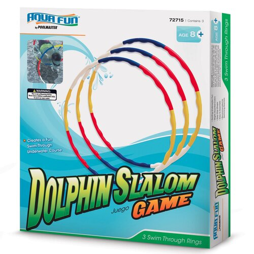 Dolphin Slalom Game
