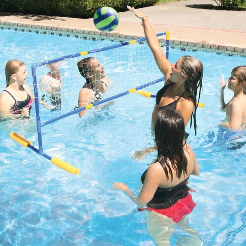 Water Volleyball Game