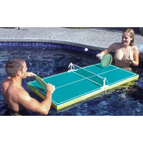 Floating Table Tennis Game