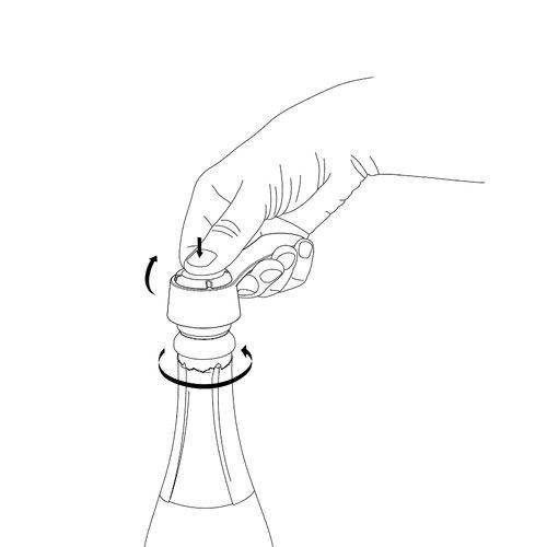 L'Atelier du Vin Opening Cork Opener
