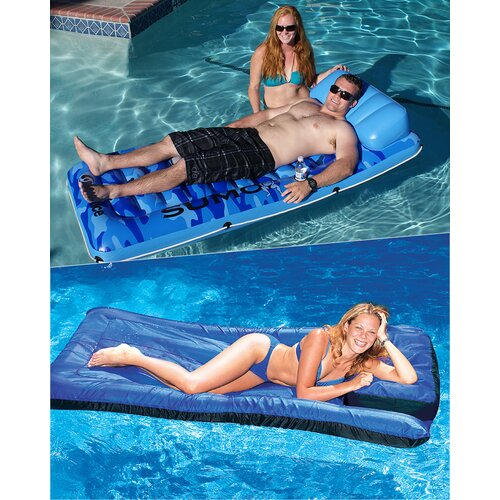 2 Piece XL Pool Mat Set