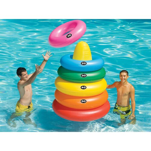 Giant Ring Toss Float