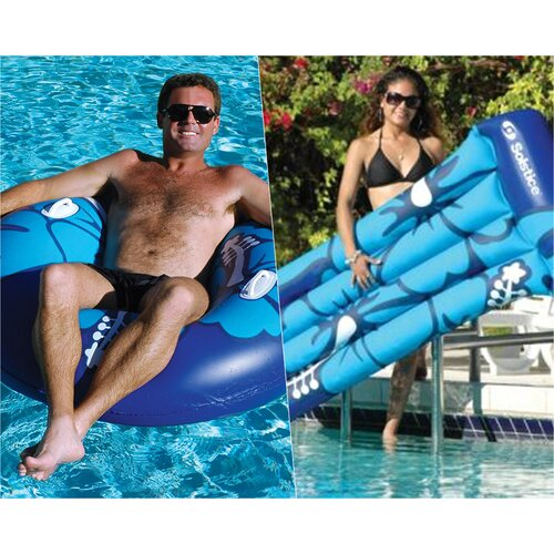 2 Piece Riviera Pool Set