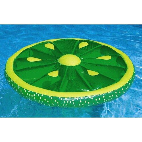Swimline Fruit Slice Fun Island Pool Lounger