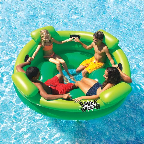 Shock Rocker Pool Raft