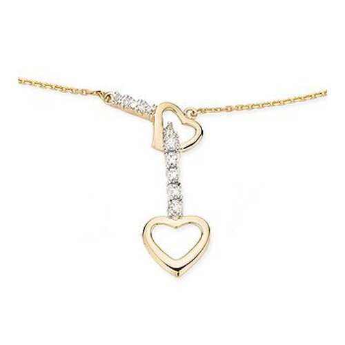 Amour Heart Necklace