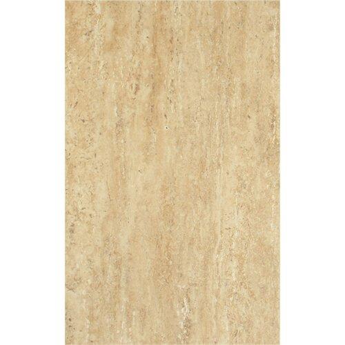 """Ege Seramik Classico 16"""" x 10"""" Ceramic Field Tile in Glossy Beige"""