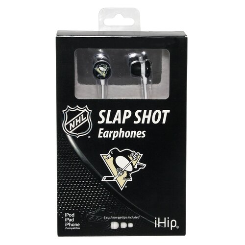 iHip NHL Logo Earbuds