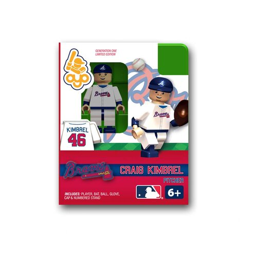 OYO Sports MLB Building-Toy Figure