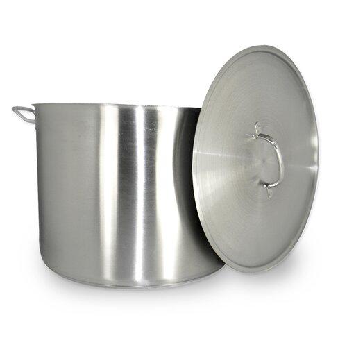 35-qt. Stock Pot with Lid
