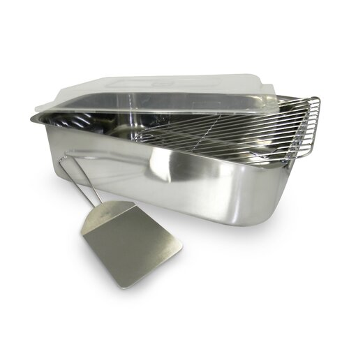 Stainless Steel Deep Lasagna Pan