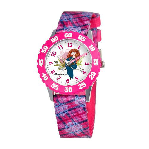 Disney Girl's Merida Time Teacher Watch