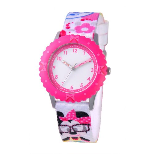 Girl's Minnie Mouse Watch