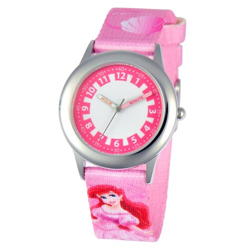 Disney Girl's Ariel Time Teacher Watch