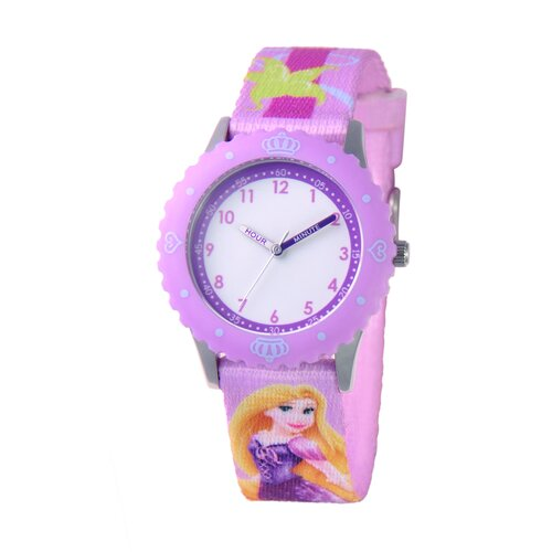 Disney Girl's Rapunzel Time Teacher Watch