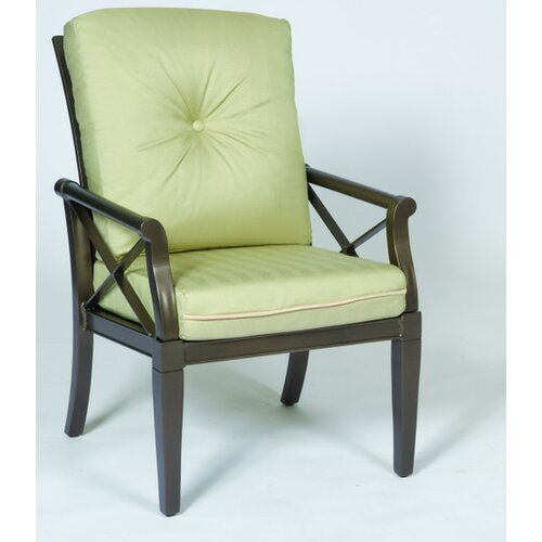 Woodard Andover Dining Arm Chair Cushion