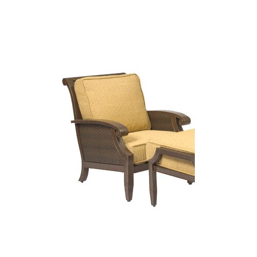 Woodard Del Cristo Stationary Deep Seating Chair