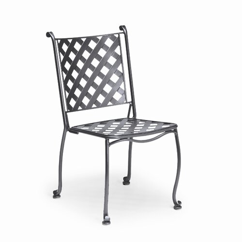 Woodard Maddox Stacking Bistro Side Chair