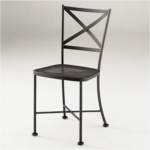 Woodard Cafe Classics Genoa Side Chair