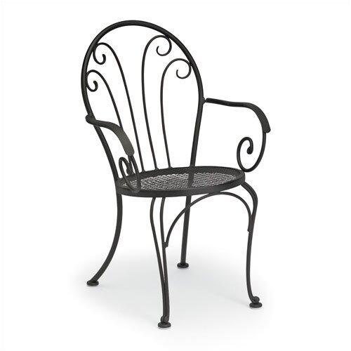 Woodard Laurel Bistro Dining Arm Chair