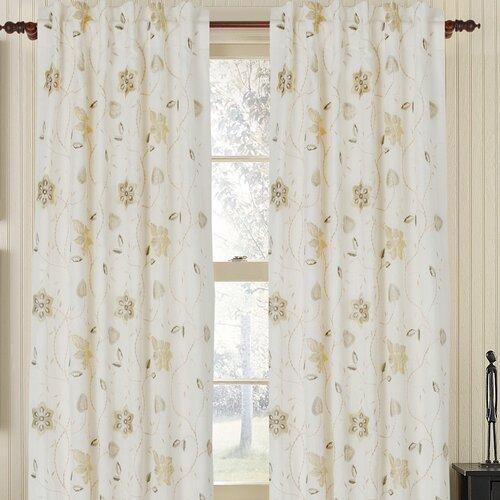sateen curtains drapes wayfair