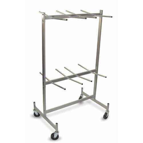 Raymond Products Compact Size for Lifetime Hanging Folded Chair Dolly
