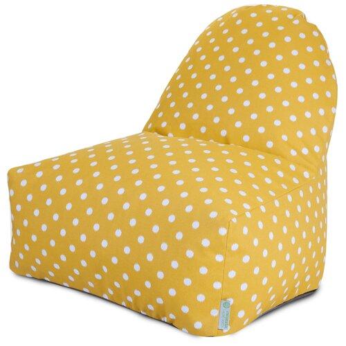 Ikat Dot Bean Bag Chair