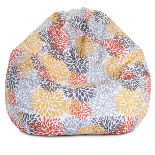 Blooms Bean Bag Chair