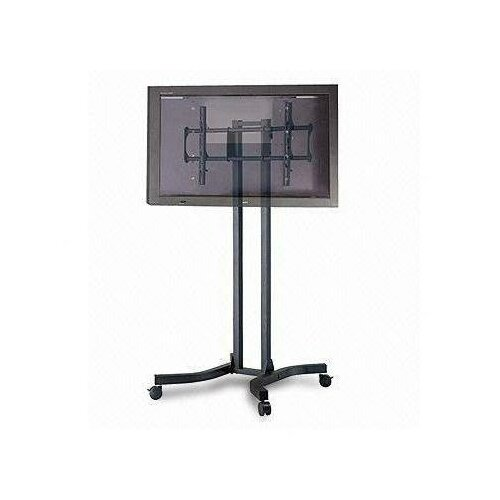 "Cotytech Adjustable Ergonomic Mobile TV Cart for 32"" - 56"""