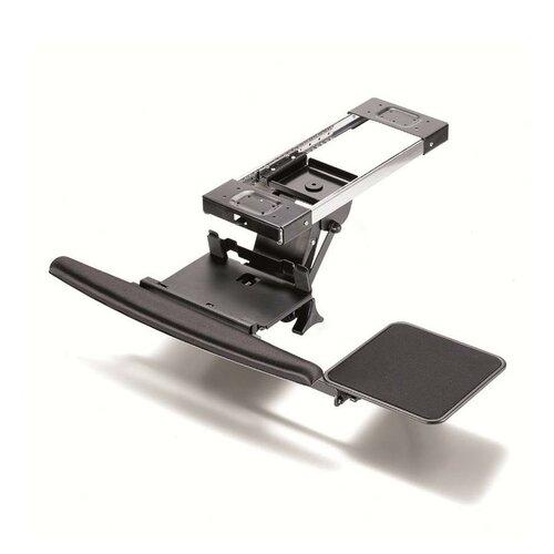 Cotytech Fully Adjustable Ergonomic Keyboard Mouse Tray -Ball Bearing-Lever