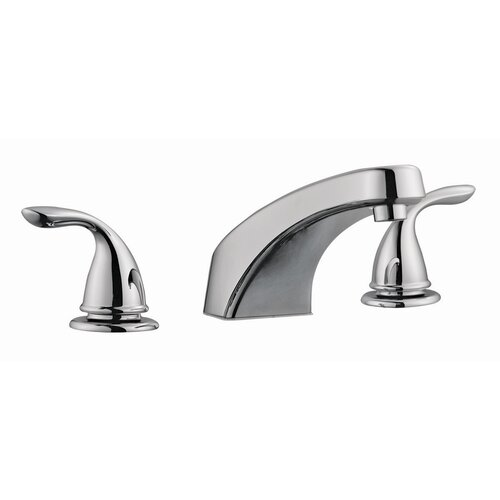 Design House Ashland Roman Double Handle Tub Faucet Trim