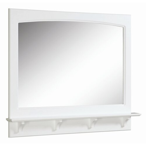 Concord Wall Mirror with Shelf