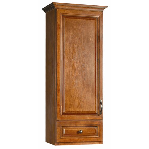 "Design House Montclair 18"" x 49"" Linen Cabinet"