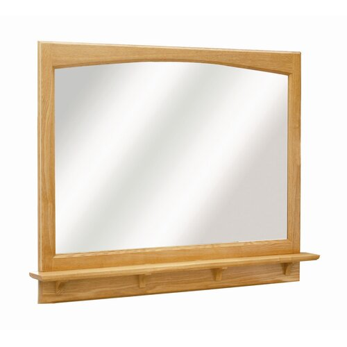 Richland Wall Mirror with Shelf