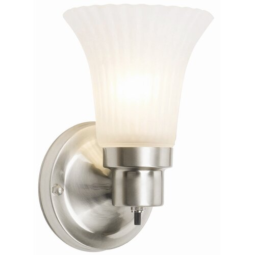 Design House 1 Light Wall Sconce