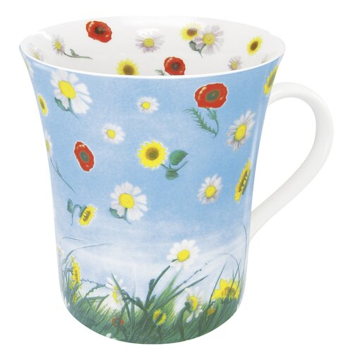 Konitz Gift for All Occassions Flower Eddy Mug