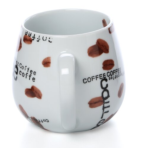 Konitz Snuggle Coffee Collage 12 oz. Mug