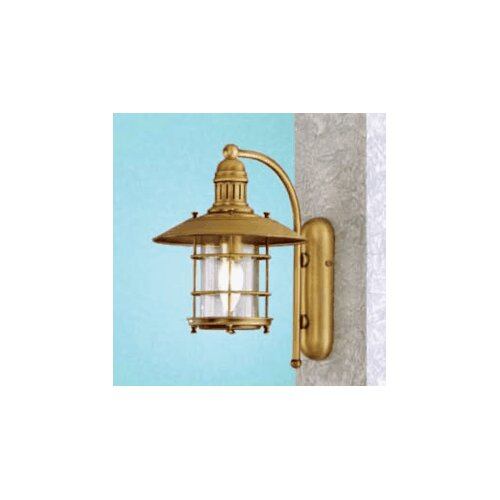 Lustrarte Lighting Nautic Ancora 1 Light Wall Sconce