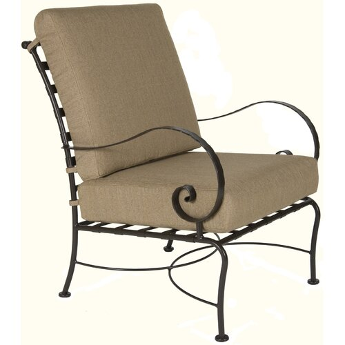 OW Lee Classico Club Chair with Cushion