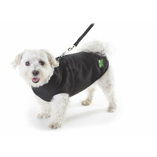 1Z Dog Coat in Black