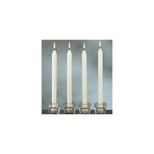 Light In the Dark Taper Candles (Set of 144)