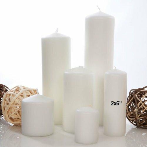 Unscented Pillar Candles Set Of 4 Wayfair