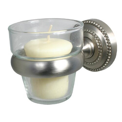 Allied Brass Dottingham Wall Mounted Votive Candle Holder