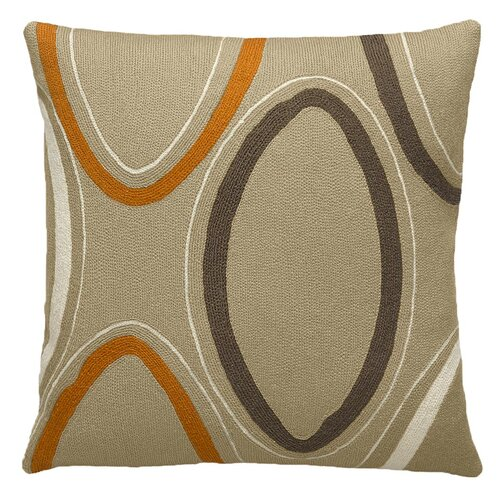 Judy Ross Textiles Ovals Pillow