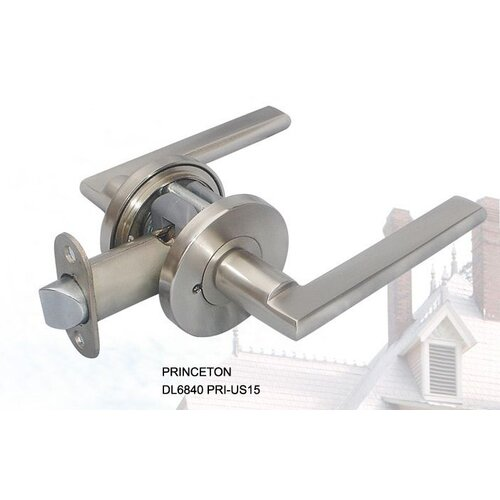 Double Hill USA Princeton Decorative Passage Interior Door Lever