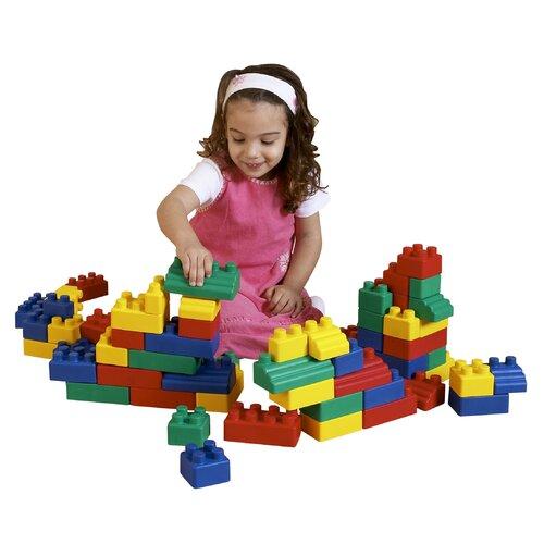 edushape Mini Edu Blocks Toy Set