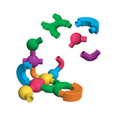 edushape Kiddy Connects Extenders Toy Set