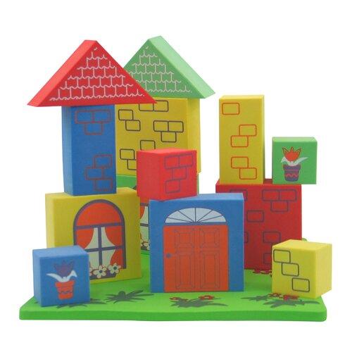 Floating Toy Blocks Bath Toy