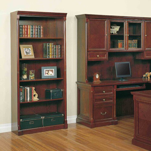 "Absolute Office Birmingham 79"" Bookcase"